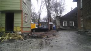 Enne puitaia paigaldust